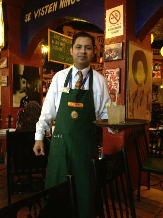 "Los Remedios - Tijuana : One of our ""Ninos"" - great service!"