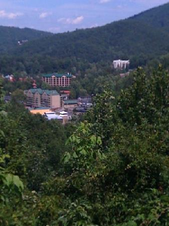Gatlinburg Scenic Overlook : gatlinburg