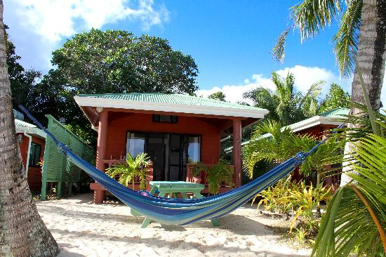 Bella Beach Bungalows: Total Relaxation