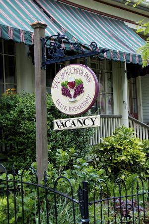 The Bacchus Inn