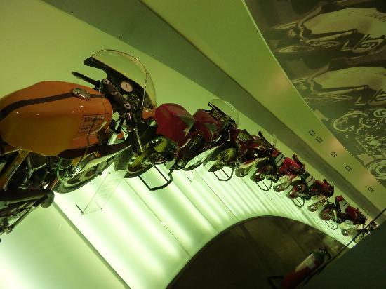 museo ducati - picture of museo ducati, borgo panigale - tripadvisor