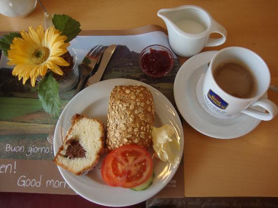 Best Western Hotel Lamm : Breakfast