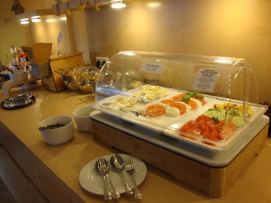 Best Western Hotel Lamm : Breakfast Area