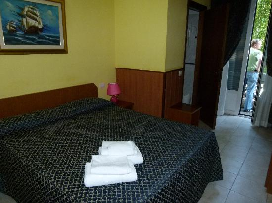 Aurelia Hotel : Zimmer