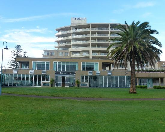 Rydges Port Macquarie: View from the waters edge