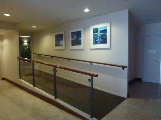 Rydges Port Macquarie: 1st Floor landing