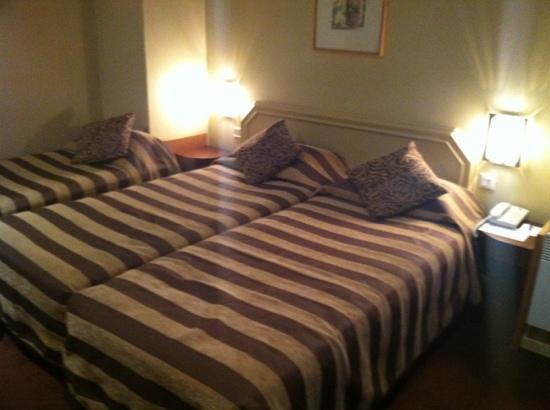 BEST WESTERN Hotel Riviera: chambre triple