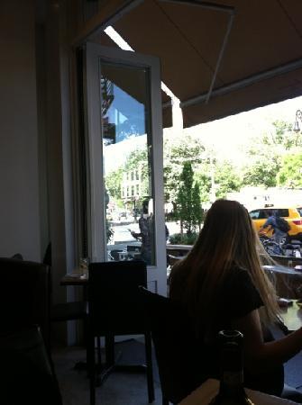 Lievito Pizzeria: view