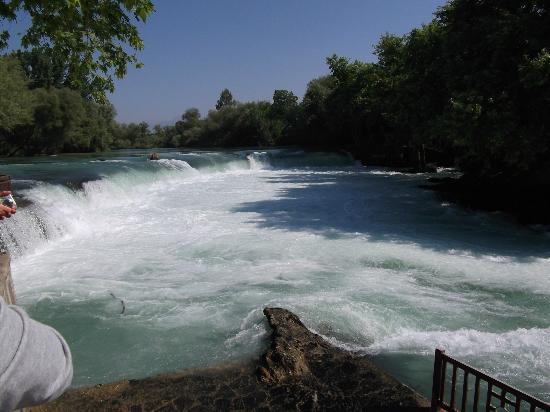 Side Yesiloz Hotel: Manavgat Waterfalls