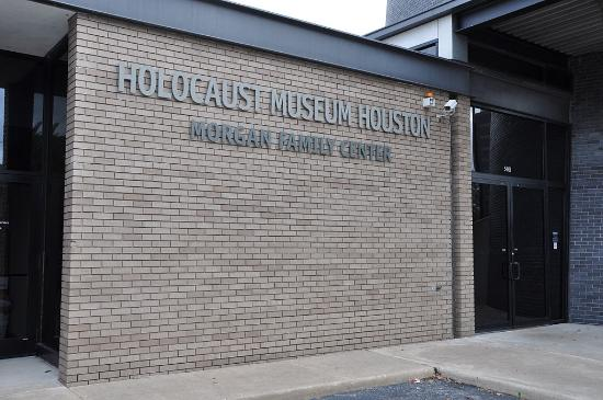 Holocaust Museum Houston Tx Hours Address Free