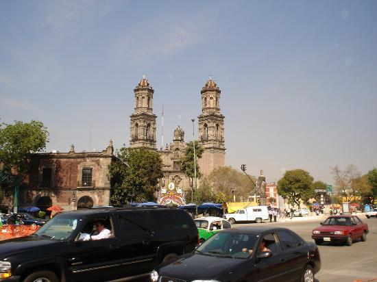Iglesia de San Hipólito