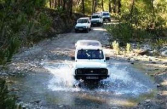 Mevlana Jeep Safari Tour