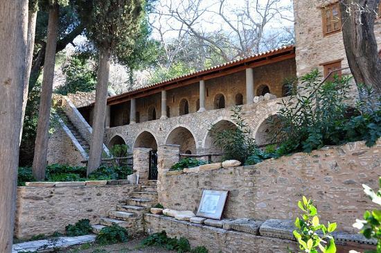 Kaisariani Monastery (Kessariani)