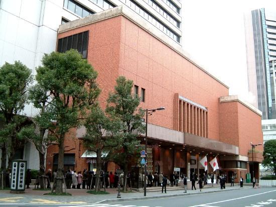 Chuo, Japonya: Shimbashi Enbujo