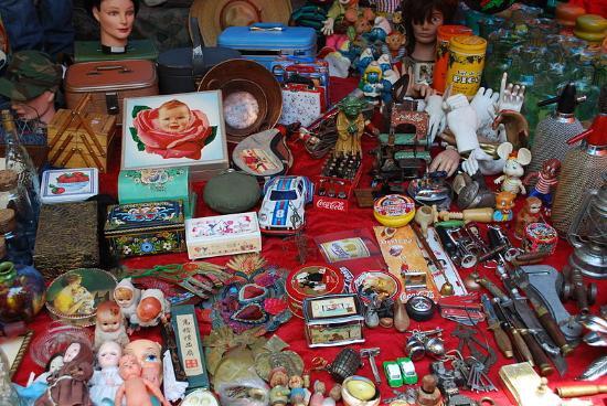 La Lagunilla Market