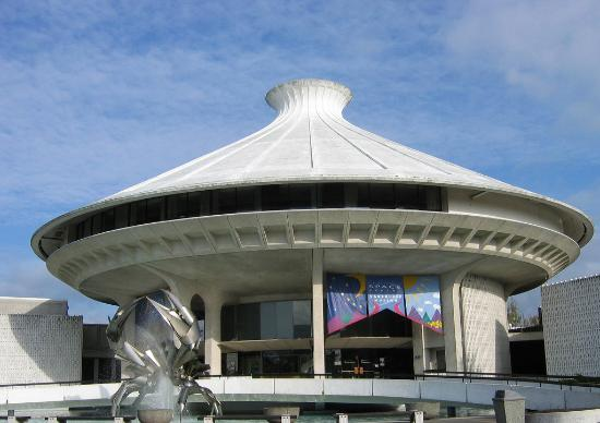 Photo of Science Museum HR Macmillan Space Centre at 1100 Chestnut St, Vancouver V6J 3J9, Canada