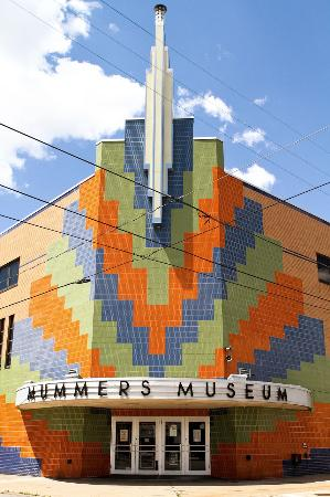 Photo of Tourist Attraction Mummers Museum at 1100 S 2nd St, Philadelphia, PA 19147, United States