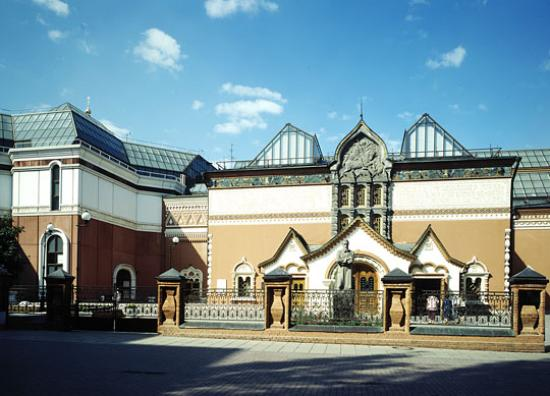 Tretyakov Gallery i Lavrushinsky Lane