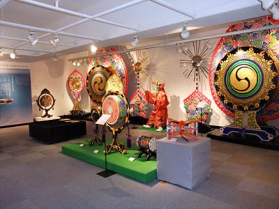 Drum Museum (Taikokan)