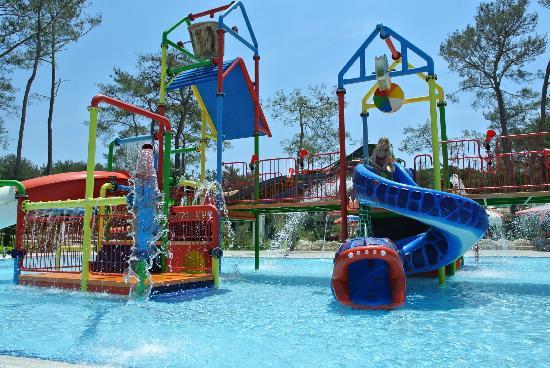 Ali Bey Resort Sorgun: Aqua-park