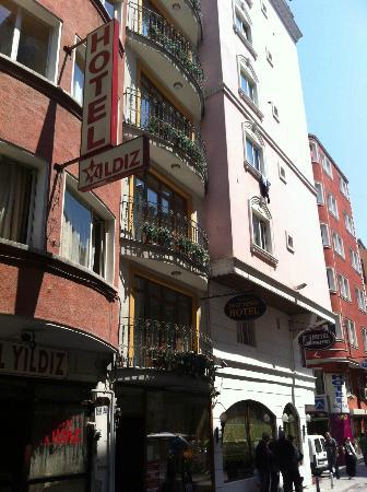 Best Town Hotel: hotel