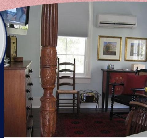 Cuthbert House Inn: The Oaks Room