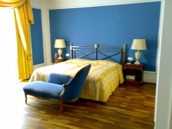 Victoria Jungfrau Grand Hotel & Spa: Schlafbereich