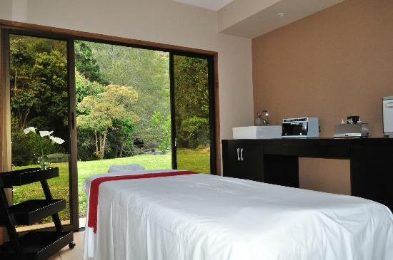 Del Río Spa: massage room