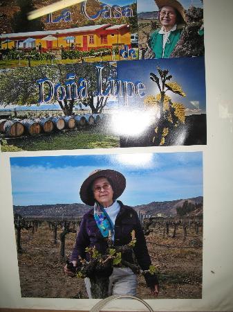 La Casa de Dona Lupe: Poster of Dona Lupe