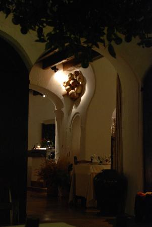 Restaurante La Masia d'en Sort: Rincón de La Masia