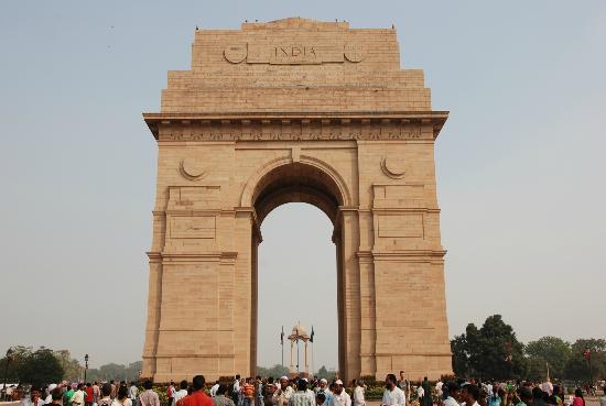 India Gate: Delhi Gate I