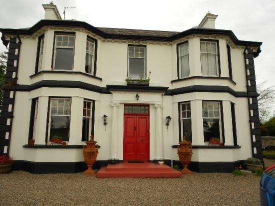 Stranorlar Country House: Entrance