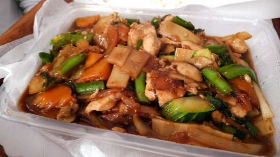 Thai Hutt Restaurant Napier