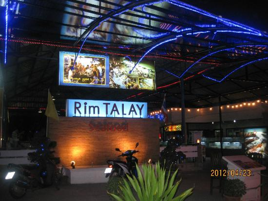 Image result for Pattaya Rim Talay Seafood& Steak