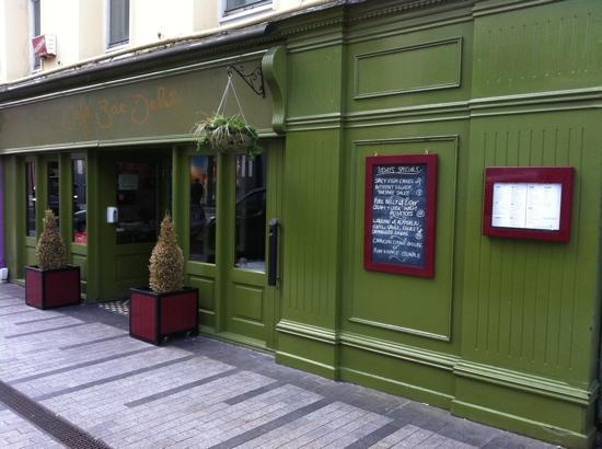 Cafe Bar Deli: 18 Academy Street, Cork