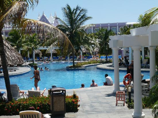 Hotel Riu Montego Bay: Er, pool.