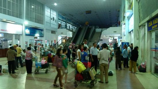 Vietnam Impressive - Private Day Tours: Saigon railway station