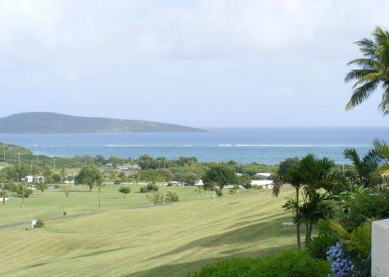 The Reef Golf and Beach Resort: Great View