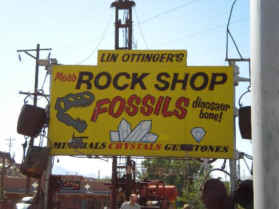 ‪Moab Rock Shop‬