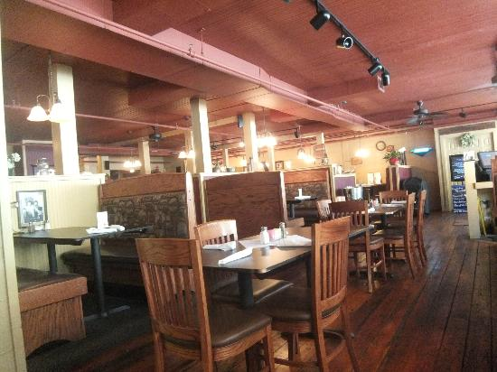 Restaurant at K Corner: Fantastic Dining Area and atmosphere