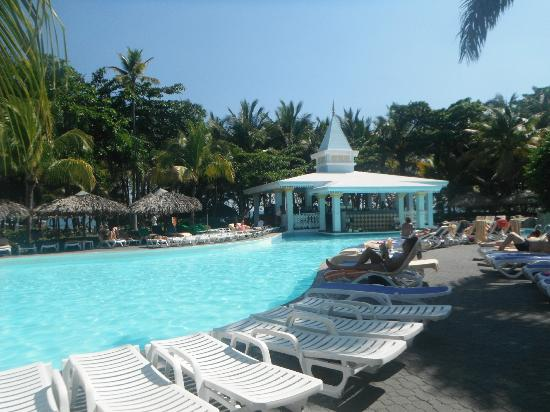 ClubHotel Riu Bachata: One of the pools