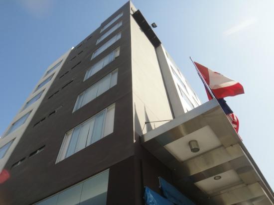 Hotel Britania: Facade