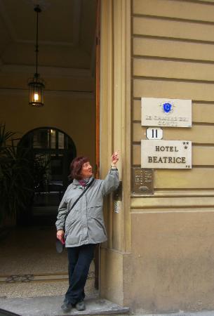 Le Camere Dei Conti at 11 Via Fiume