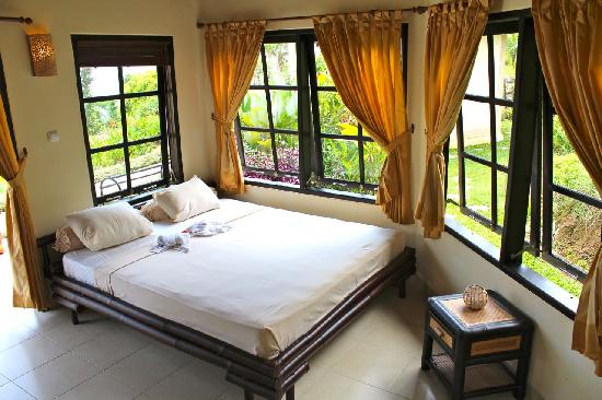 The Hamsa Bali Resort : Double Room