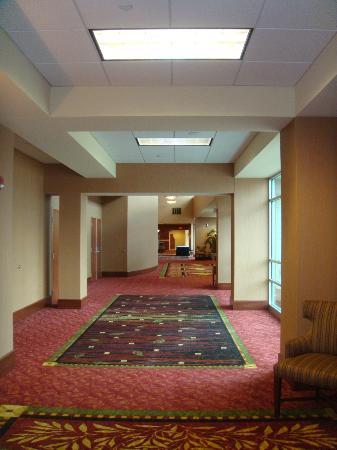 hilton garden inn independence convention hallway - Hilton Garden Inn Independence Mo