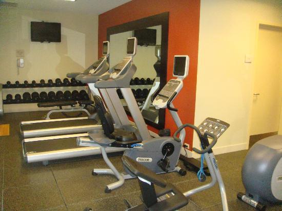 Hilton Garden Inn Independence: Fitness Room