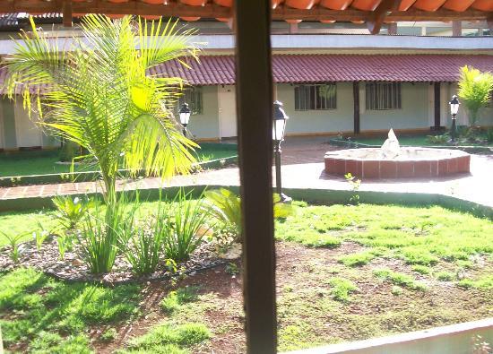 Royal Iguassu Hotel: Vista desde la habitacion