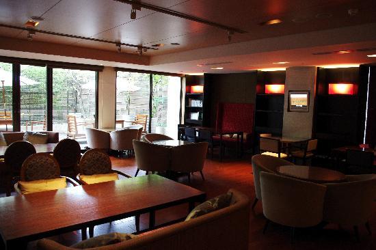 City Suites Taipei Nanxi: ラウンジスペース
