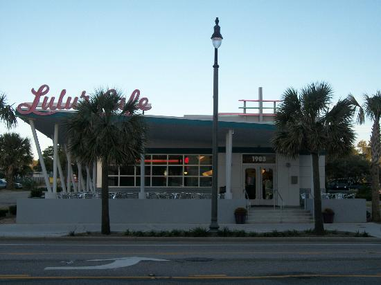 Lulu S Cafe Myrtle Beach Restaurant Menu