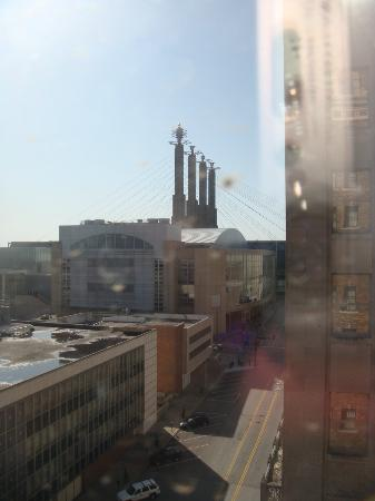 Hilton President Kansas City: View From Room Looking East